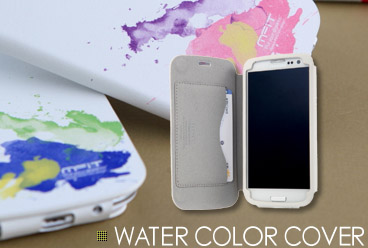 Mfit WATER COLOR COVER for GALAXY S3
